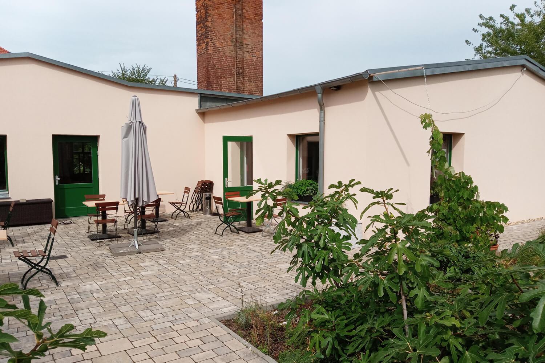 Bistro Fabrik21 in Leipzig / Böhlitz-Ehrenberg